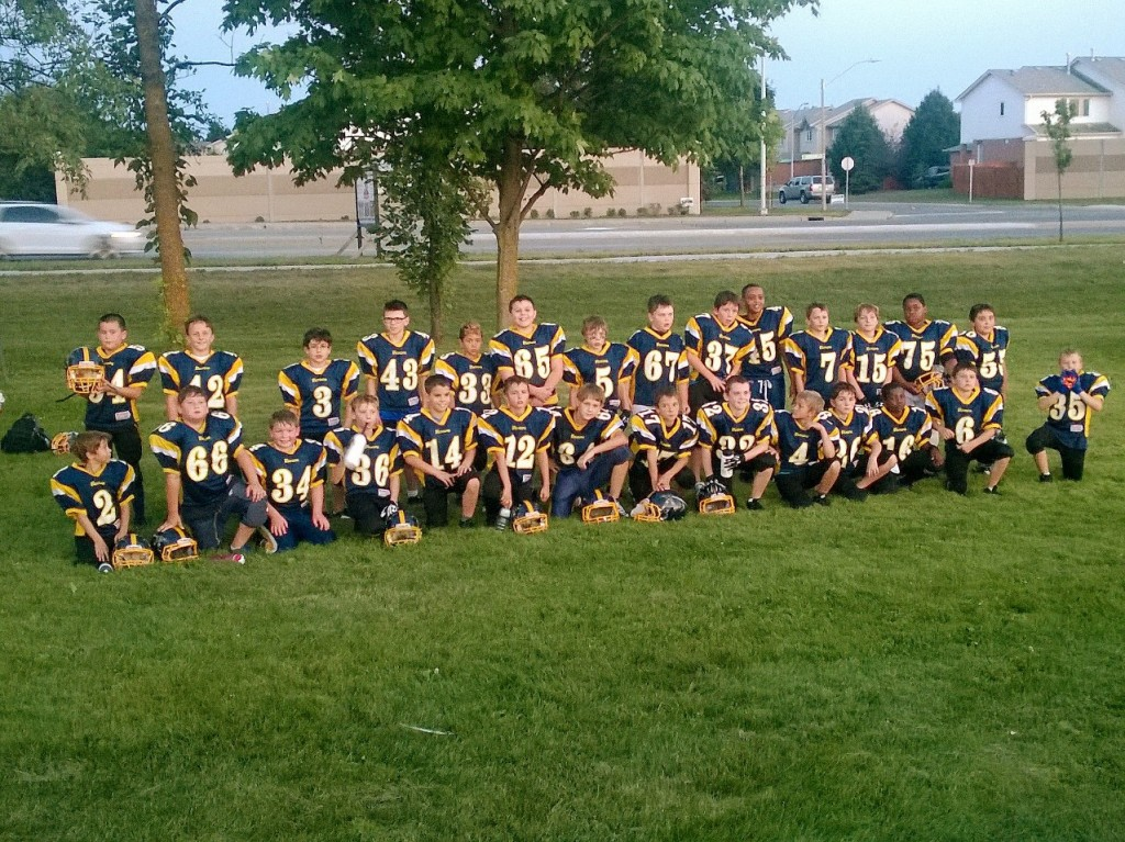 Bell Warriors Tykes