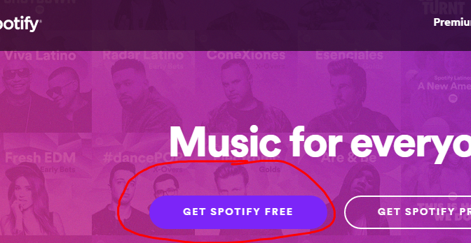 Social Media Content Idea: Spotify Ad Reviews